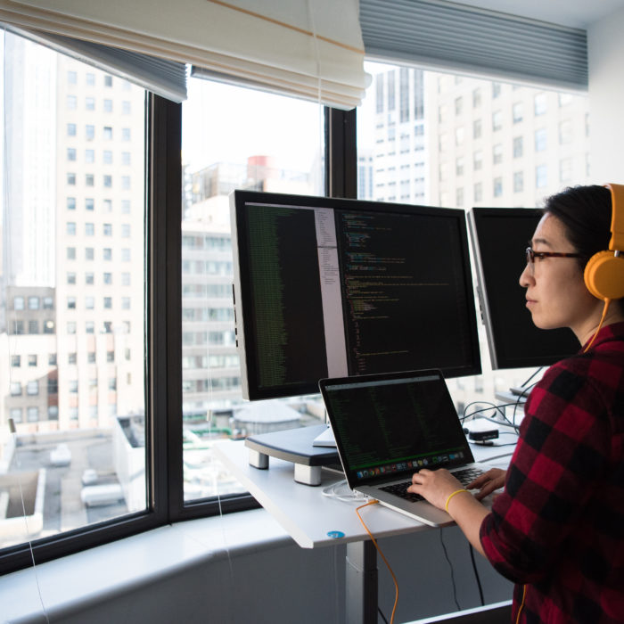 Top four qualities that make a successful software developer